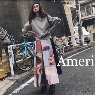 Ameri VINTAGE - 【新品タグ付❗️】Ameri VINTAGE エミリアタックスカート