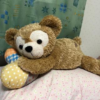 Disney - ダッフィー 抱き枕 ぬいぐるみ