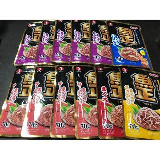 【12袋】キャットフード ウェットフード/パウチ  キャネット/魚正5種
