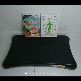 Wii - Wii フィットプラス バランスボードセット