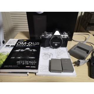 OLYMPUS - OLYMPUS OM-D E-M5 markII マイクロフォーサーズ
