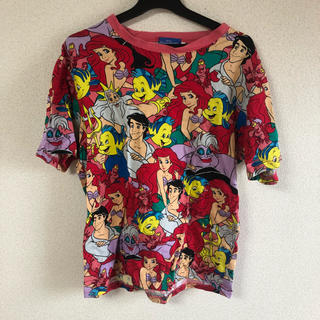 Disney - アリエル Tシャツ