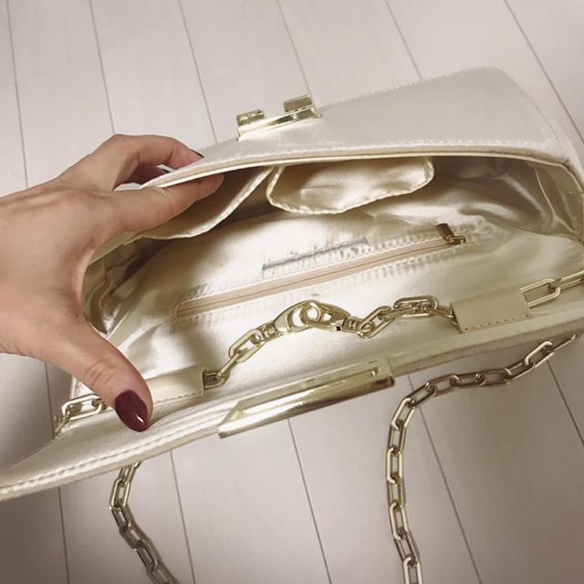 MERCURYDUO(マーキュリーデュオ)の美品✨マーキュリーデュオ✨チェーン ショルダー クラッチ パーティー バッグ レディースのバッグ(ショルダーバッグ)の商品写真