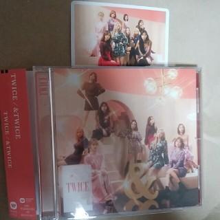 &TWICE TWICE CD