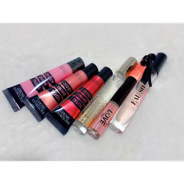 Victoria's Secret(ヴィクトリアズシークレット)のヴィクトリアシークレット6点SET コスメ/美容の香水(香水(女性用))の商品写真