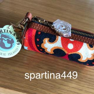 spartina449 ポーチ