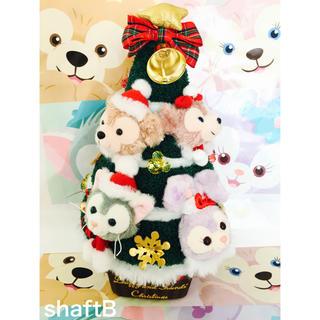 ダッフィー - ディズニーシー ダッフィー&フレンズ ウィンターホリデー クリスマスツリー