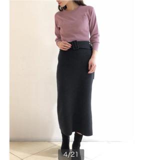 LagunaMoon - ニットスカート