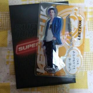 SUPER JUNIOR - super junior ☆イトゥク アクリルスタンド