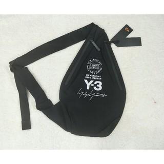 Y-3 - 人気Y-3 ヨージヤマモト ショルダーバッグ メッセージバッグ ボディーバッグ
