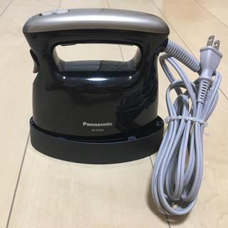 Panasonic - Panasonic 衣類スチーマーアイロン 黒