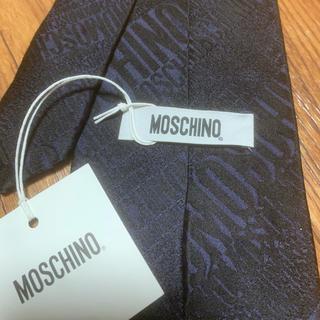 MOSCHINO - 未使用品 モスキーノ ネクタイ
