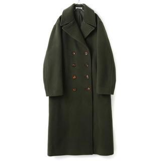 DEUXIEME CLASSE - オーラリー ビーバーメルトン Pコート コート AURALEE ロンハーマン