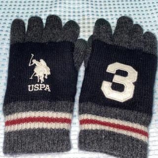 ポロラルフローレン(POLO RALPH LAUREN)のラルフローレンニット手袋(手袋)
