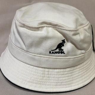 カンゴール(KANGOL)の【新品】激レア カンゴール ハット バケツハット バケツ帽 帽子(ハット)