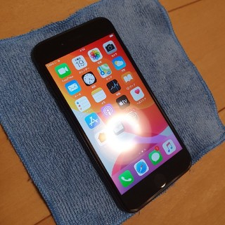 Apple - iPhone7 256GB simロック解除済み au