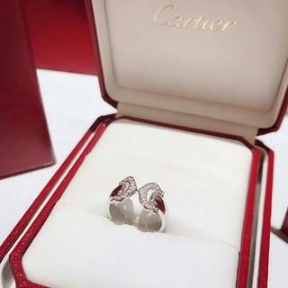 Cartier -  Cartier    指輪 12号