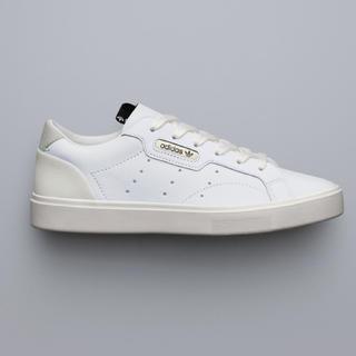 アディダス(adidas)の新品 アディダス スリーク SLEEK 23.5㎝(スニーカー)