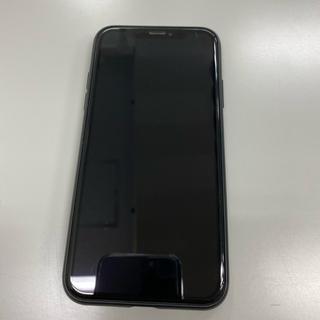 Apple - iPhone X 64 GB  スペースグレイ Simフリー