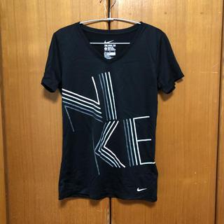 NIKE - NIKE レディーストレーニングシャツ サイズL***中古品***
