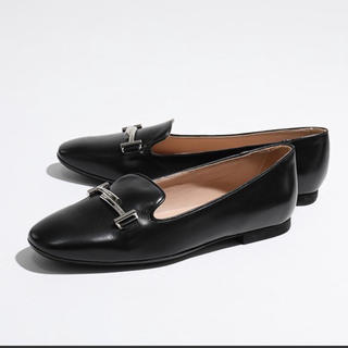 TOD'S - 19aw tod's トッズ ローファー 36 23cm