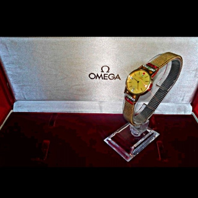 OMEGA - OMEGA De Vill    1990'Vintage  watch  の通販