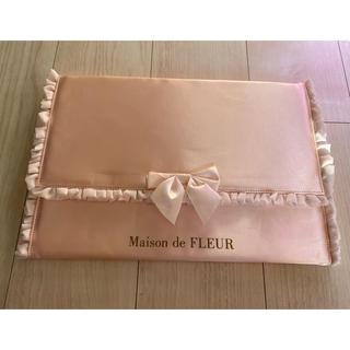 Maison de FLEUR - Maison de fleur 書類ケース ピンク