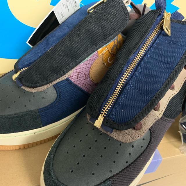 NIKE(ナイキ)のナイキ エアフォース1 cactus jack トラヴィススコット メンズの靴/シューズ(スニーカー)の商品写真