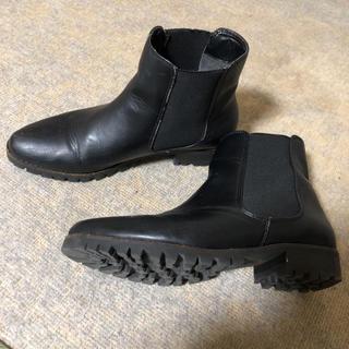 JEANASIS - JEANASIS ジーナシス サイドゴアブーツ ブーツ