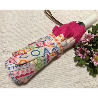 COACH - ★コーチ COACH ★折りたたみ傘