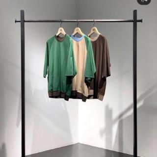 SUNSEA - sunsea    Tシャツ    ブラウン   サイズ3
