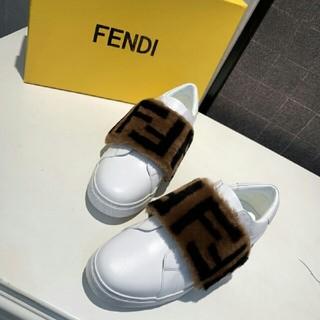フェンディ(FENDI)のFENDI スニーカー ◆22.5-25CM(スニーカー)