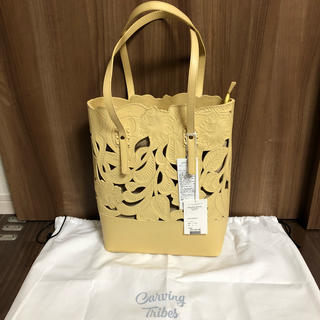 GRACE CONTINENTAL - ‼️半額以下‼️新品未使用☆カービングトライブス☆ジャスミン☆イエロー