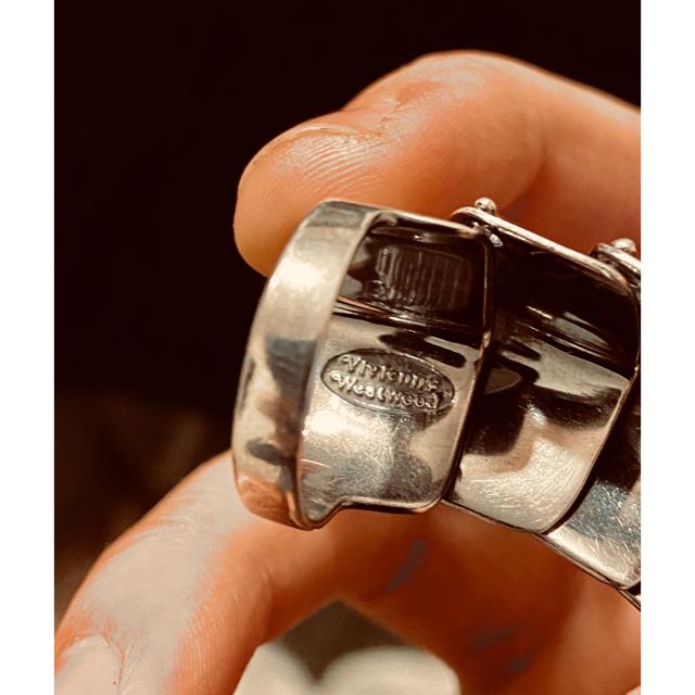 Vivienne Westwood(ヴィヴィアンウエストウッド)のヴィヴィアンウエストウッド リング 値下げ メンズのアクセサリー(リング(指輪))の商品写真
