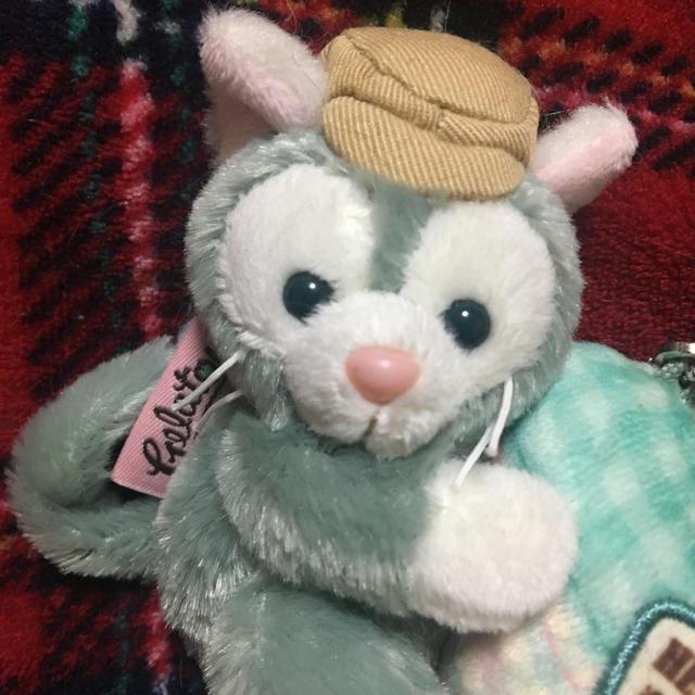 Disney(ディズニー)のジェラトーニキーホルダー エンタメ/ホビーのおもちゃ/ぬいぐるみ(キャラクターグッズ)の商品写真