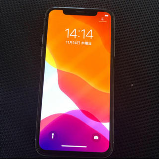 iPhone - iPhone X 256 SIMフリー