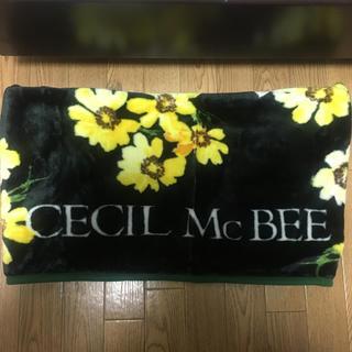 セシルマクビー(CECIL McBEE)のみーこ様専用(毛布)