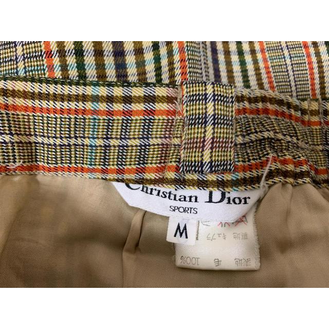 Christian Dior(クリスチャンディオール)のDior古着スカート レディースのスカート(ひざ丈スカート)の商品写真