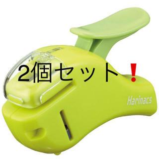 コクヨ - 【大人気】コクヨ ホチキス 穴があかない針なしステープラー ハリナックスプレス