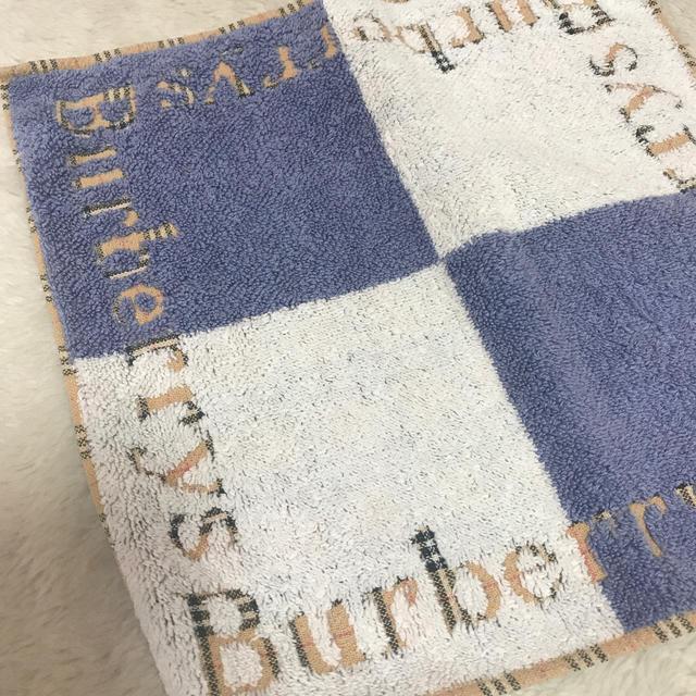 BURBERRY(バーバリー)のバーバリー ハンカチ 2枚 ハンドタオル1枚  レディースのファッション小物(ハンカチ)の商品写真