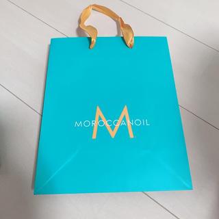 モロッカンオイル(Moroccan oil)のモロッカンオイル ショッパー(ショップ袋)