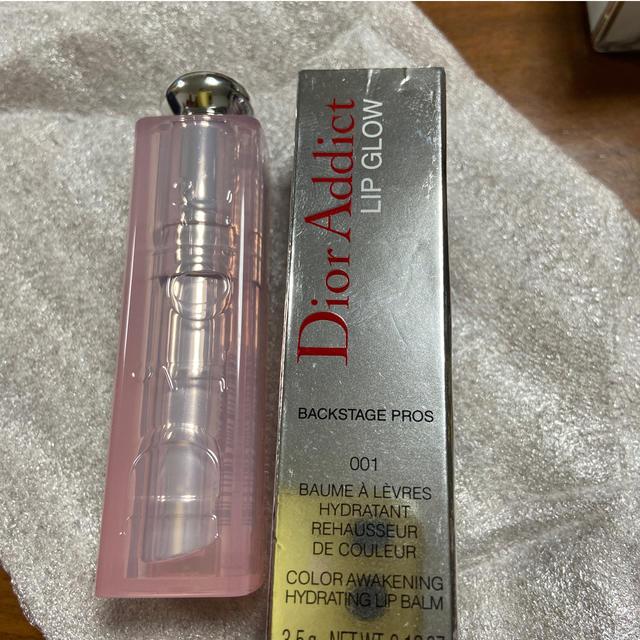 Dior(ディオール)のディオール アディクトリップグロウ001 コスメ/美容のスキンケア/基礎化粧品(リップケア/リップクリーム)の商品写真