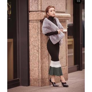 eimy istoire - エイミー♡カラーブロックマーメイドスカート♡
