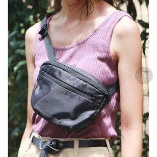アングリッド(Ungrid)のナイロンチビッシュbag チェックシャツ Ungrid(ボディバッグ/ウエストポーチ)