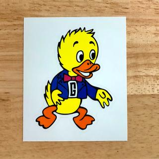 フラグメント(FRAGMENT)の入手困難 fragment duckステッカー 新品未使用(その他)
