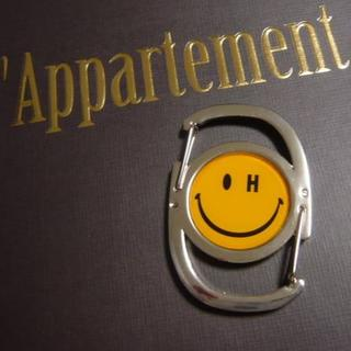 L'Appartement DEUXIEME CLASSE - アパルトモン☆ SECOND LAB SMILE カラビナ