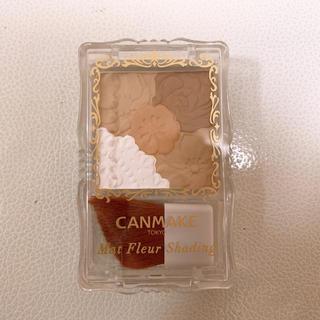 CANMAKE - CANMAKE マットフルールシェーディング02