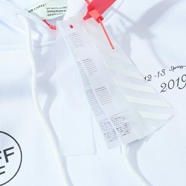 OFF-WHITE(オフホワイト)のOff-White 新作 男女兼用 ファッションパーカー メンズのトップス(パーカー)の商品写真