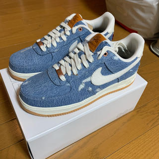 NIKE - Levi's ☆ Nike By You Air Force 1 27cm