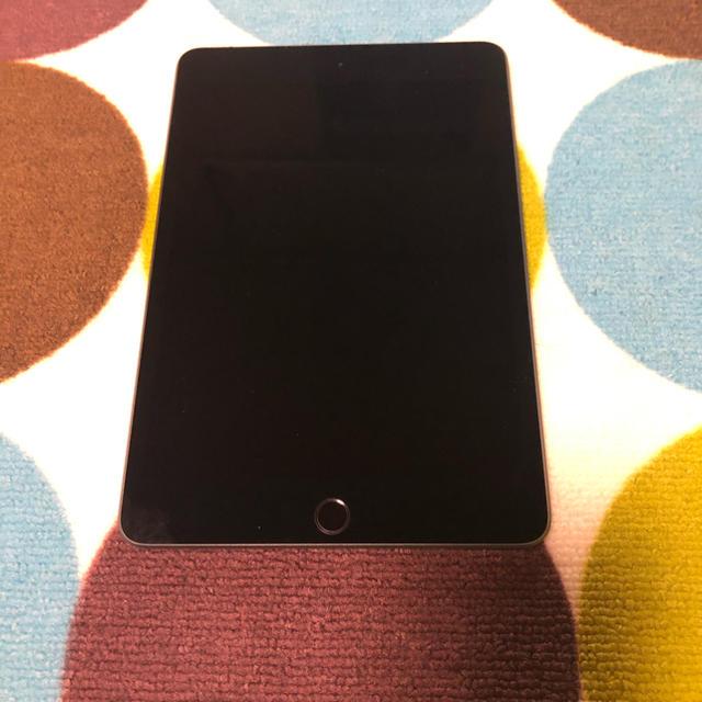 Apple(アップル)の美品 iPad mini5 64GB スペースグレイ SIMフリー 本体のみ スマホ/家電/カメラのPC/タブレット(タブレット)の商品写真